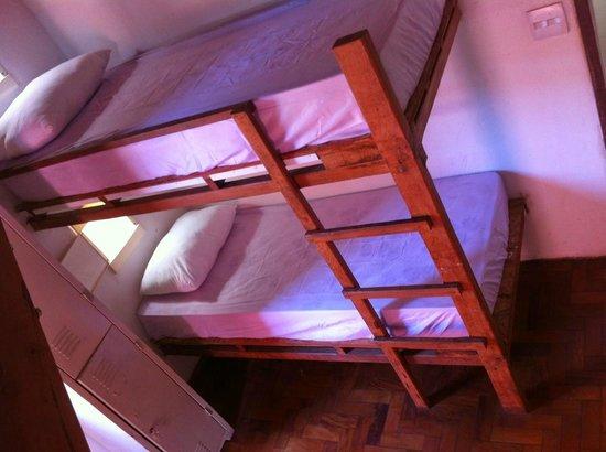 Hostel Rio Vermelho : Quarto Sossego Masculino
