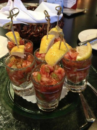 Anthony's at Bremerton: Shrimp Shooters