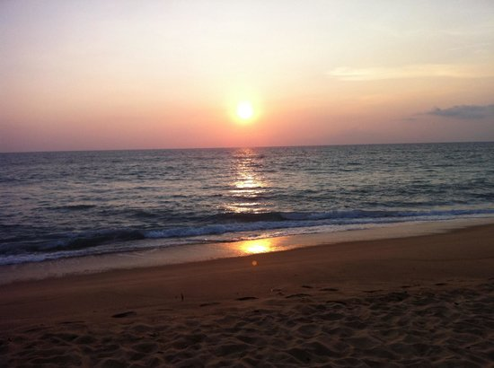 Renaissance Phuket Resort & Spa: Beautiful sunsets