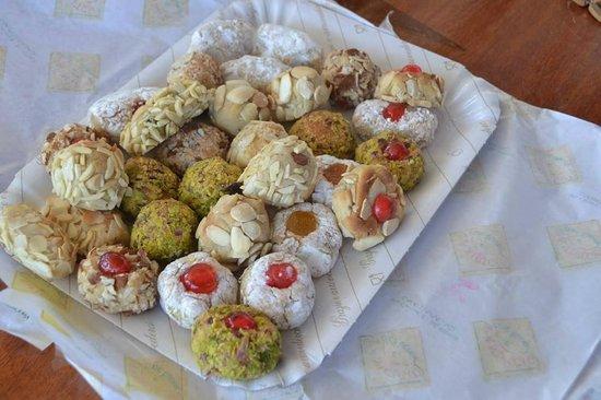La Rosa dei Venti: Dessert with lunch