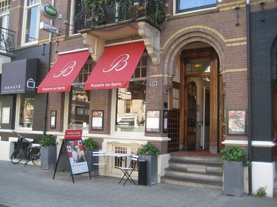 Brasserie van Baerle: Street view