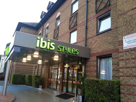 Ibis Styles London Leyton: Ibis Style