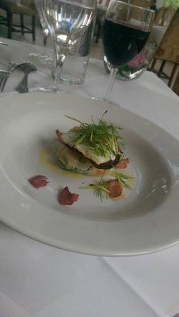 BEST WESTERN Leigh Park Hotel: Mini Bubble and Squeak starter