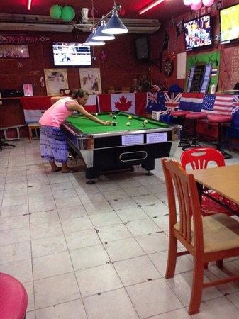 Halfway Inn (Restaurant): Cool place !