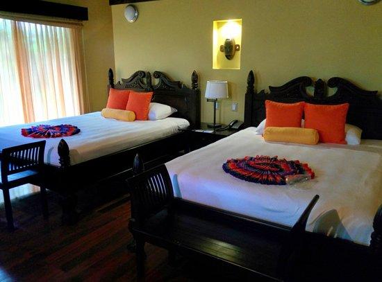 Rio Celeste Hideaway Hotel: Room