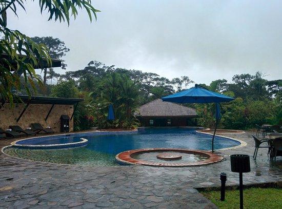 Rio Celeste Hideaway Hotel: Pool