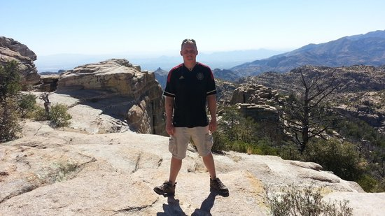 Mt. Lemmon Scenic Byway: Willy on Mt Lemmon