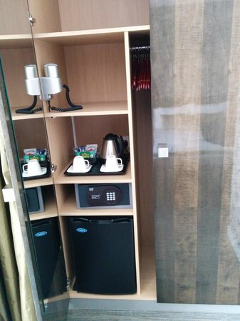 The Hide London: Minibar included soft drinks
