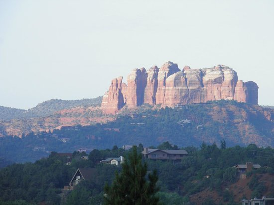 Oak Creek Terrace Resort: Oak Creek Canyon