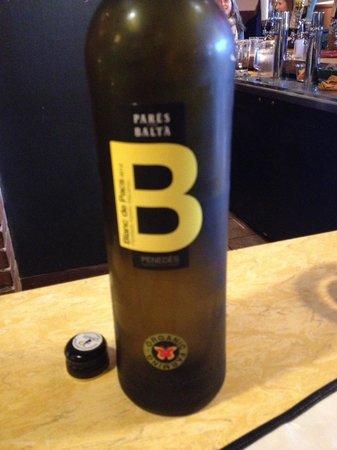 Hope and Olive : Vino