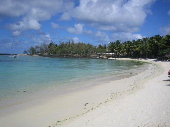 Constance Belle Mare Plage : Beach