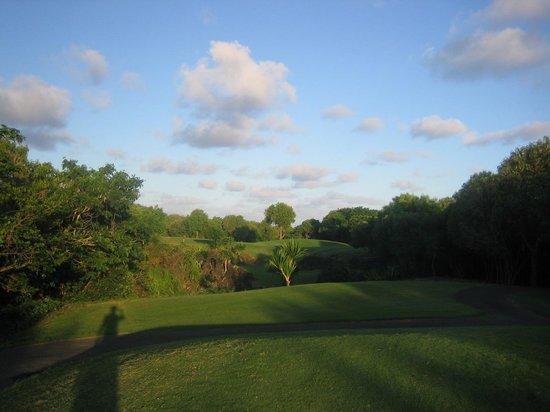 Constance Belle Mare Plage : Golfcourse