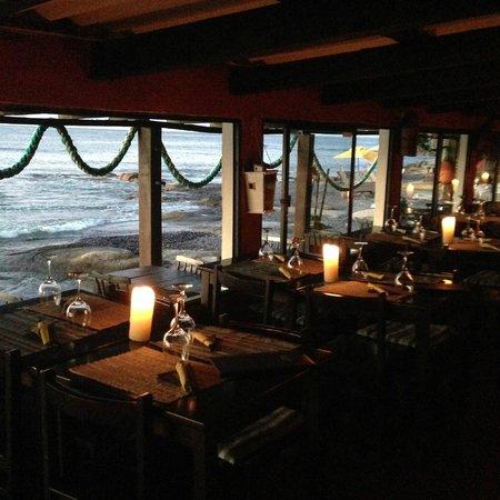 Hosteria La Perla: Restaurant