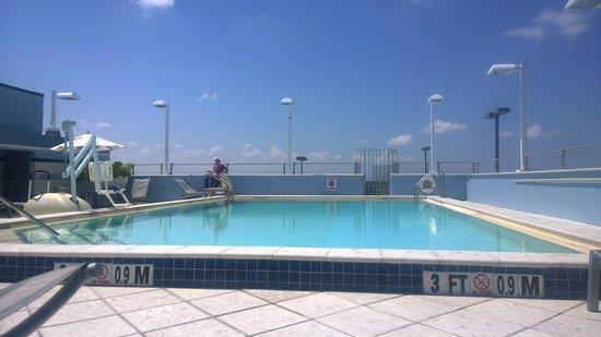 The Westshore Grand, A Tribute Portfolio Hotel, Tampa: The small pool area