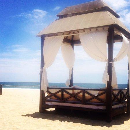 Hyatt Ziva Los Cabos : Beach cabana