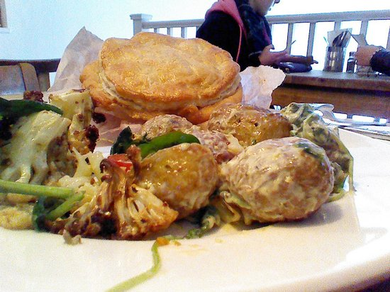 Cafe Marmalade: Ensaladas