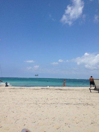 The Reserve at Paradisus Palma Real: Beach front