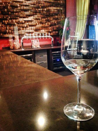 Quantum Leap Winery: New Riesling is AMAZING!