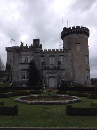 Dromoland Castle Hotel: Room with a view