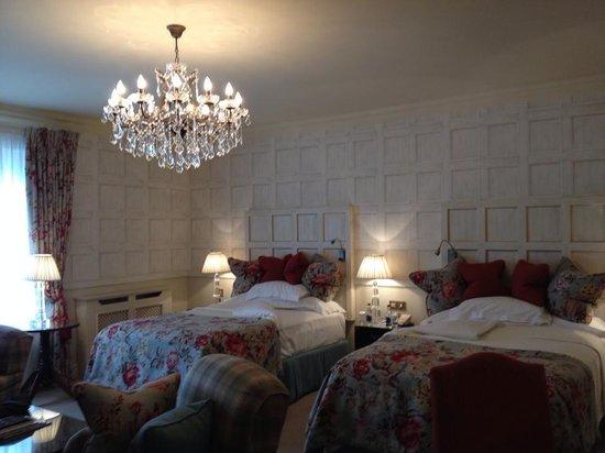 Dromoland Castle Hotel: accommodations