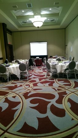 Indianapolis Marriott Downtown: Meeting Room