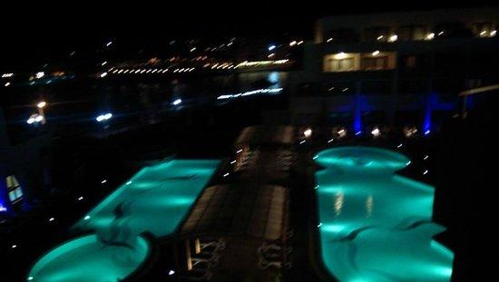 LABRANDA Riviera Premium Resort & Spa : room view at night