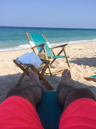 Marriott's Ocean Pointe: sorry for my Feet.. relax !!!!