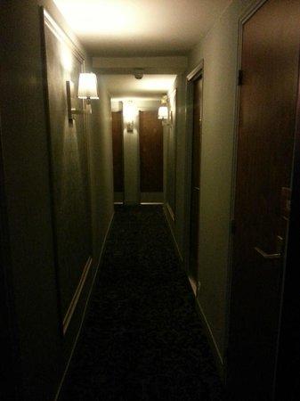 Passy Eiffel Hotel : pasillo