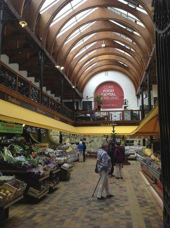 Old English Market/City Market : The main covered market