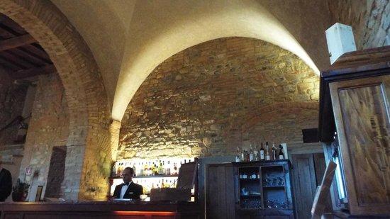 Castello del Nero Hotel & Spa: Detalhe do bar