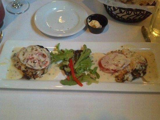 Spain Restaurant of Cranston: Portobello Spain appetizer