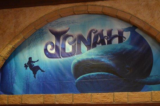 Sight & Sound Theatres : Sight & Sound Theater lobby