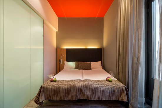 Petit Palace Plaza del Carmen: Double room