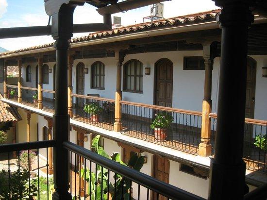Hotel Patio del Malinche: 2nd floor