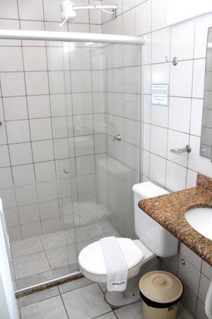 Hotel Da Praia: Banheiro