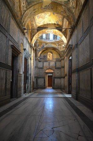 Museum Chora-Kirche: Mosaics
