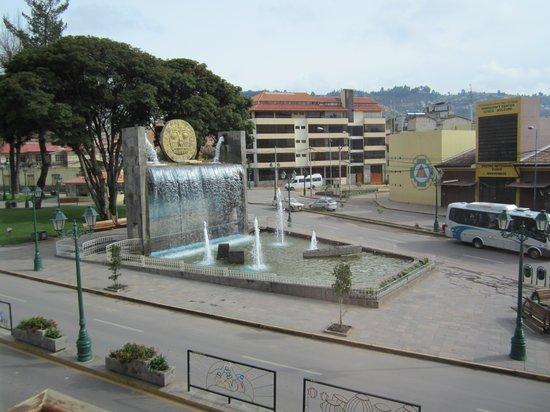 San Agustin International Hotel: Bedroom View