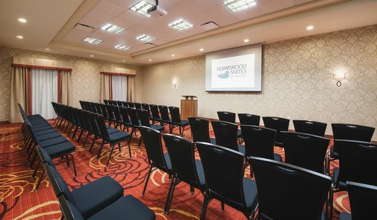 Homewood Suites by Hilton Winnipeg Airport-Polo Park, MB: Full equipped meeting space
