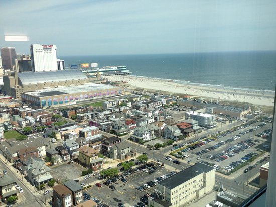 Tropicana Atlantic City: 61st Floor... Bayview