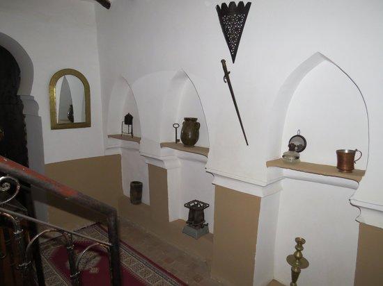 Riad Dar Benyara: Interior design