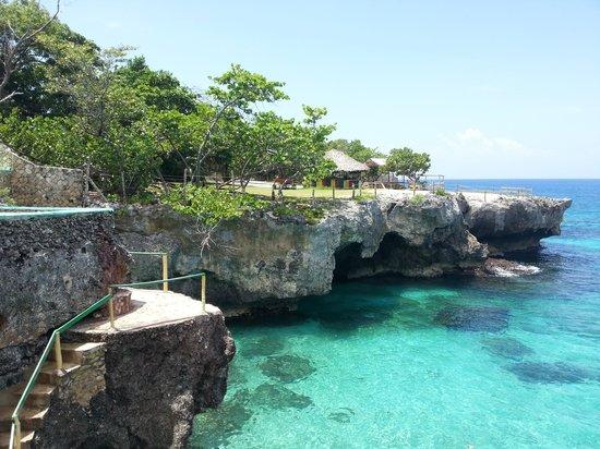 Xtabi Resort: View from breakfast