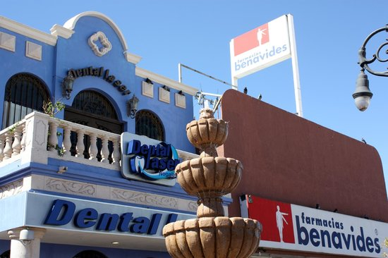 Deconcini and Morley Ports of Entry: Why not go to the dentist or pharmacy while in Mexico?