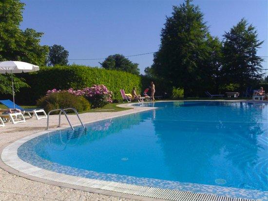 Parc Hotel Casa Mia: piscina