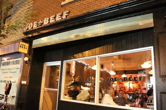 c0e0189122 Restaurant Joe Beef - 2491