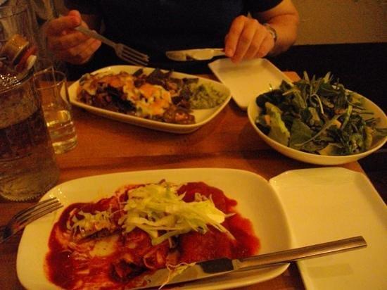 Cocina Economica Mexico: Enchiladas y Tacos