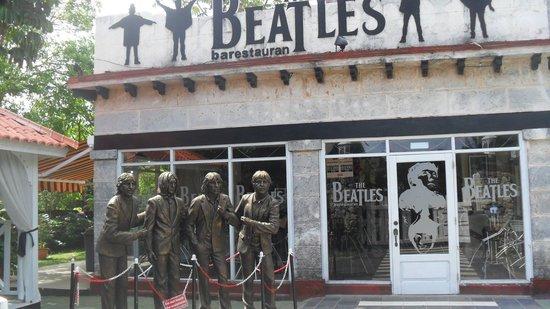 Beatles Bar: Great Rock & Roll Music