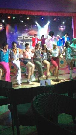 Iberostar Cancun: Show