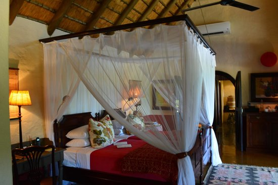Singita Ebony Lodge: Bedroom