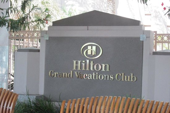 Hilton Grand Vacations on Paradise (Convention Center): Welcome