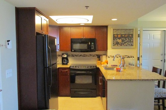 Hilton Grand Vacations on Paradise (Convention Center): Full Kitchen Facilities